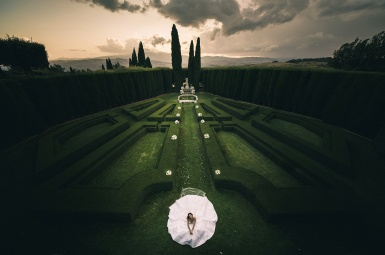 Wedding villa la foce tuscany